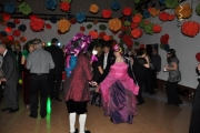 Some of the costumed guests at the 2012 ball at gallery 2; Photo, submitted
